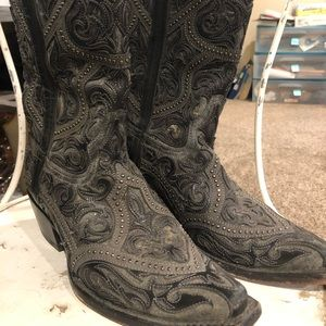 Women's Corral Boots Sz.7